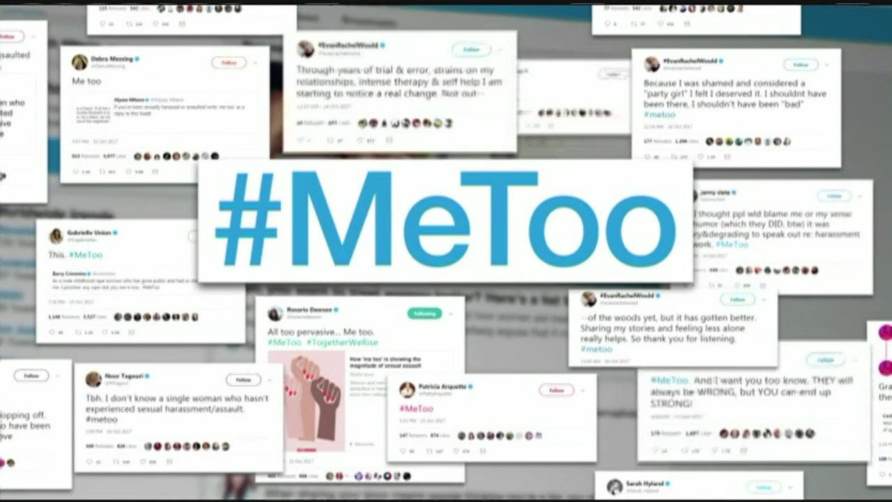 #MeToo gives the abused a voice on social media
