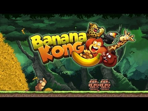 Banana Kong (by FDG Entertainment) - Universal - HD Gameplay Trailer