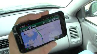 How to Use Voice Activation with Google Maps Free HD Video