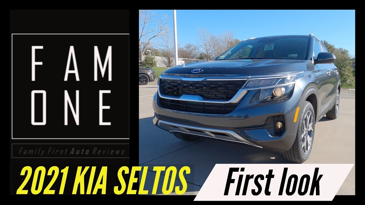 2021 kia seltos first look  drive  youtube