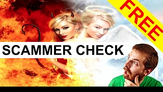 FREE Scammer Blacklist Search ($97 value)