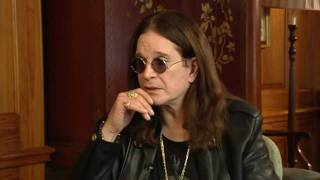 Ozzy says The Osbournes took its toll