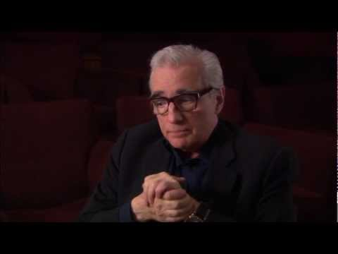 Martin Scorsese on Hugo