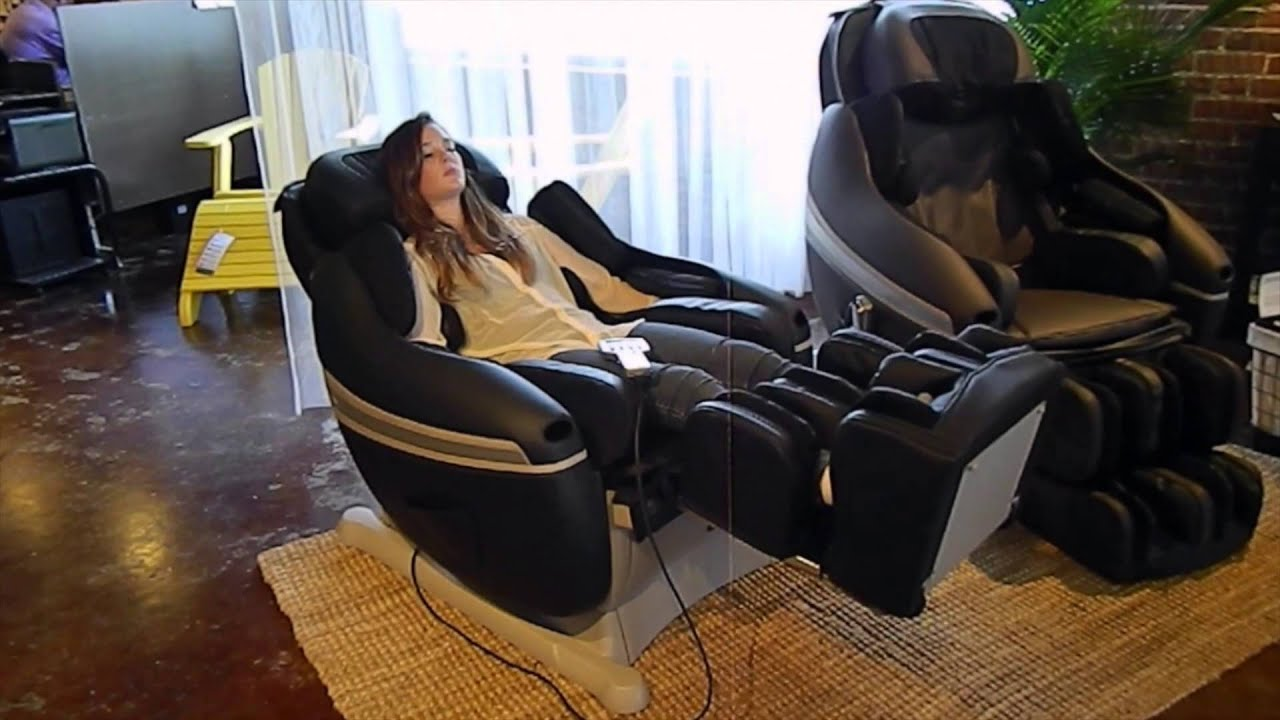 Let Us Check Out The Pros And Cons Related To Massage Chairs