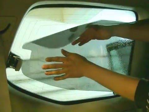 Тонировка передних стекол: что разрешено и как имзерить