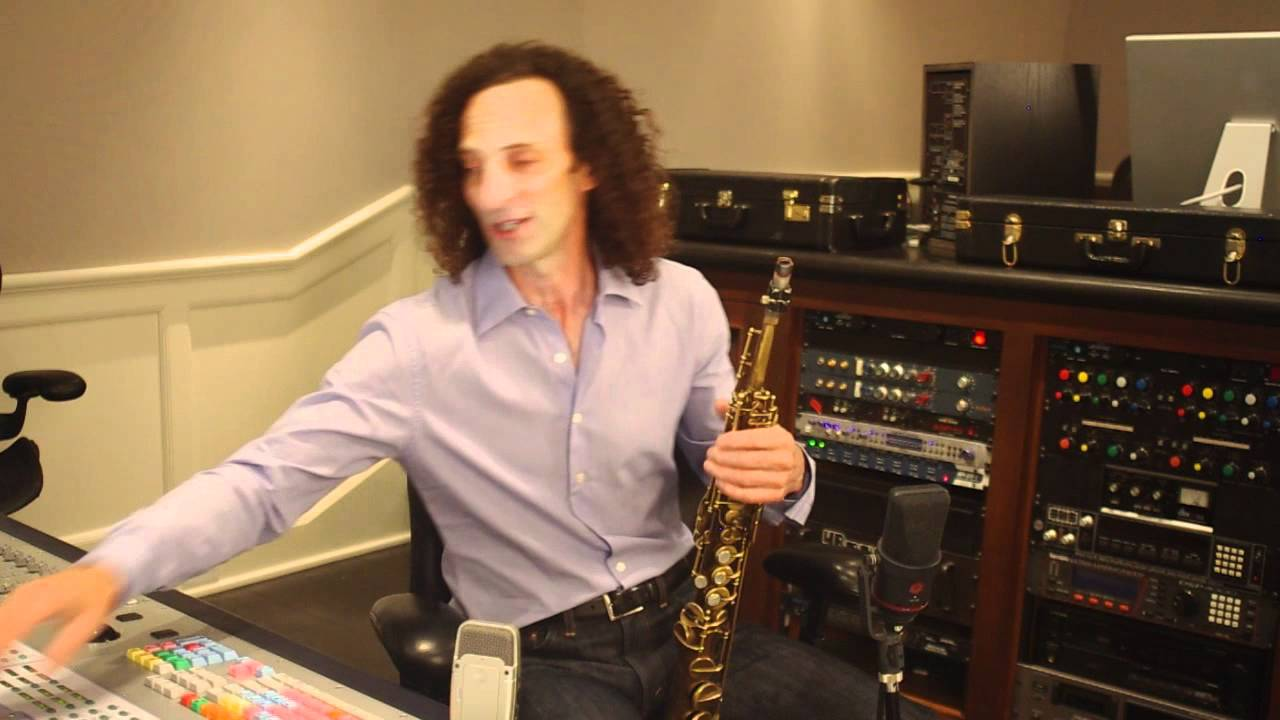 Play-Along with Kenny G - YouTube