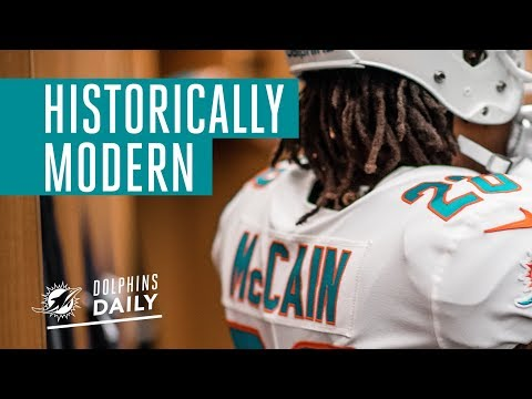 Dolphins Daily : A Look At The New Uniforms