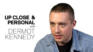 Dermot Kennedy On Debut Album, Bon Iver & Playing Coachella & Glastonbury | Up Close & Personal