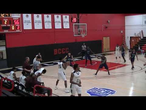 Chesapeake College vs Clinton College 18 Nov 17 2nd Half