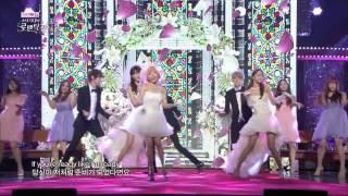 【TVPP】Sunny, Sooyoung, Yoona(SNSD) - Marry You, 써니, 수영, 윤아(소녀시대) - 메리 유 @ Romantic Fantasy