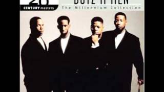 Boyz II Men - End Of The Road With Lyrics