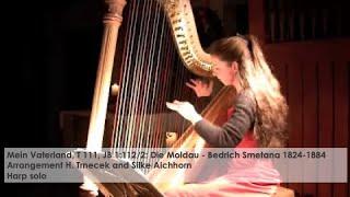 Die Moldau - Bedrich Smetana, Silke Aichhorn - Harfe / Harp
