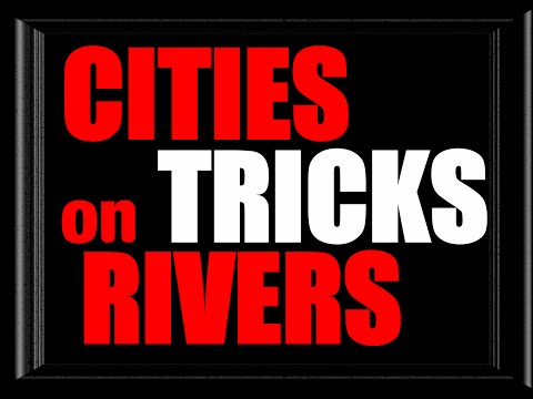 List of Indian cities on rivers   River Kaveri   Trick to Remember   Expecting in IBPS PO / SSC