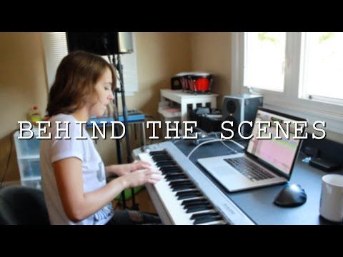 BEHIND THE SCENES: How I Make A Music Video