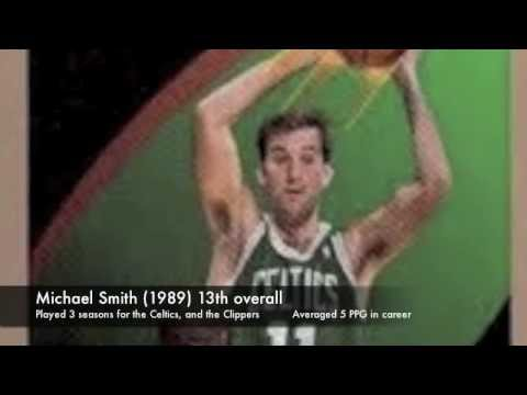 Biggest NBA Draft Bust From Every Draft Since 1980