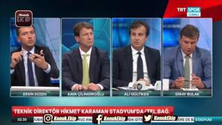 Hikmet Karaman'ın Tranbzonspor ve Ersun Yanal Hakkında Rize'nin Düşmeyle İlgili Açıklamaları