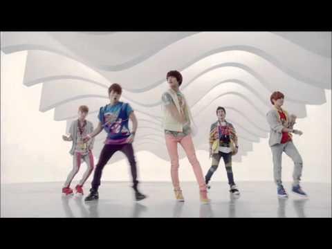 SHINee - Replay (Japanese Dance Ver.) (Korean Audio)