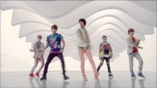 SHINee - Replay (Japanese Dance Ver.) (Korean Audio)