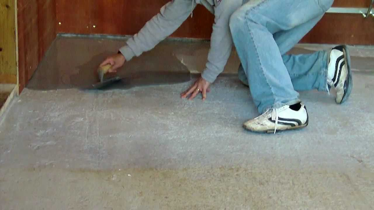 Level it concrete floor leveller youtube solutioingenieria Choice Image