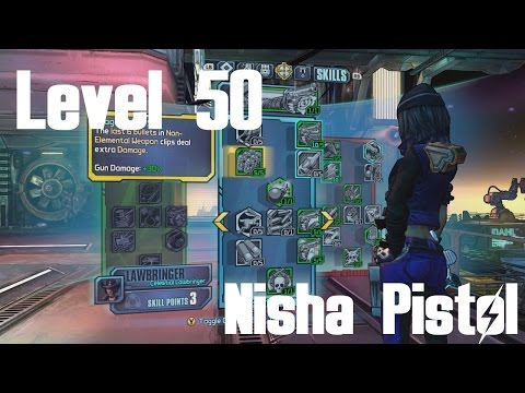 how to get to level 50 borderlands 2