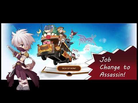 Ragnarok Online Philippines 2017 | Dramatic Intro | Assassin Job Change!
