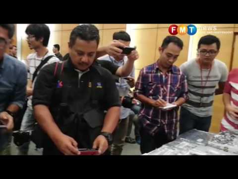 MBI founder arrested, RM32mil in cash and bank accounts seized