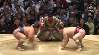 Мартовский турнир по Сумо 2016, 4-6 дни Хару Басё Осака  Haru Basho Osaka