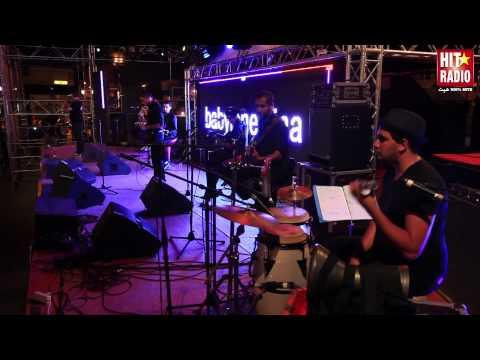 "Live ""Zina"" de Babylone au Festival Rai d'Oujda 2014 avec HIT RADIO"
