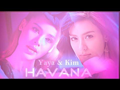 Yaya Urassaya & Kimmy Kimberley MV ( ญาญ่า & คิม ) || Havana