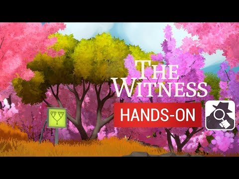 THE WITNESS (iPhone / iPad) | Hands-On
