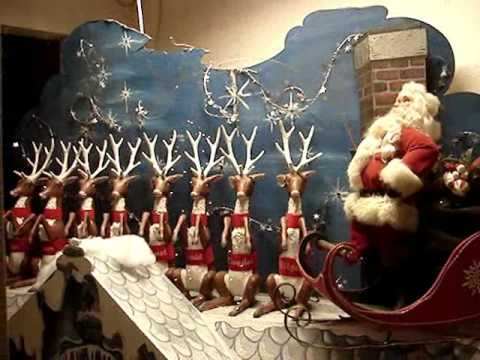 CHRISTMAS WINDOWS from AM&A's Buffalo, NY in Lancater 2008 ...