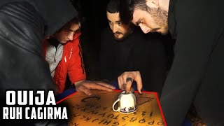 OUIJA BOARD SESSION