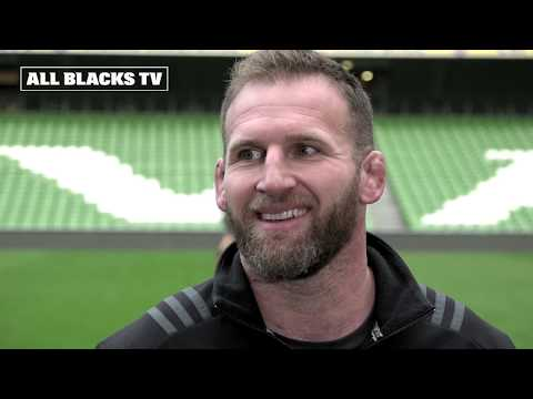 Final word from Kieran Read in Dublin