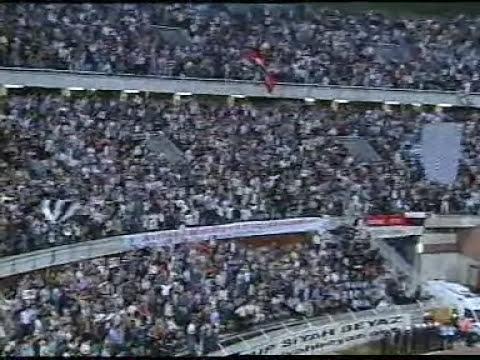 Beşiktaş 3 - 0 Fenerbahçe - 16.9.2000 (6 Yabancı Skandalı)