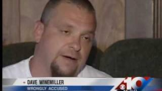 Man wrongly accused as sex-offender