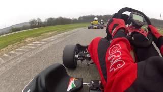 Karting mariembourg essai libre X30