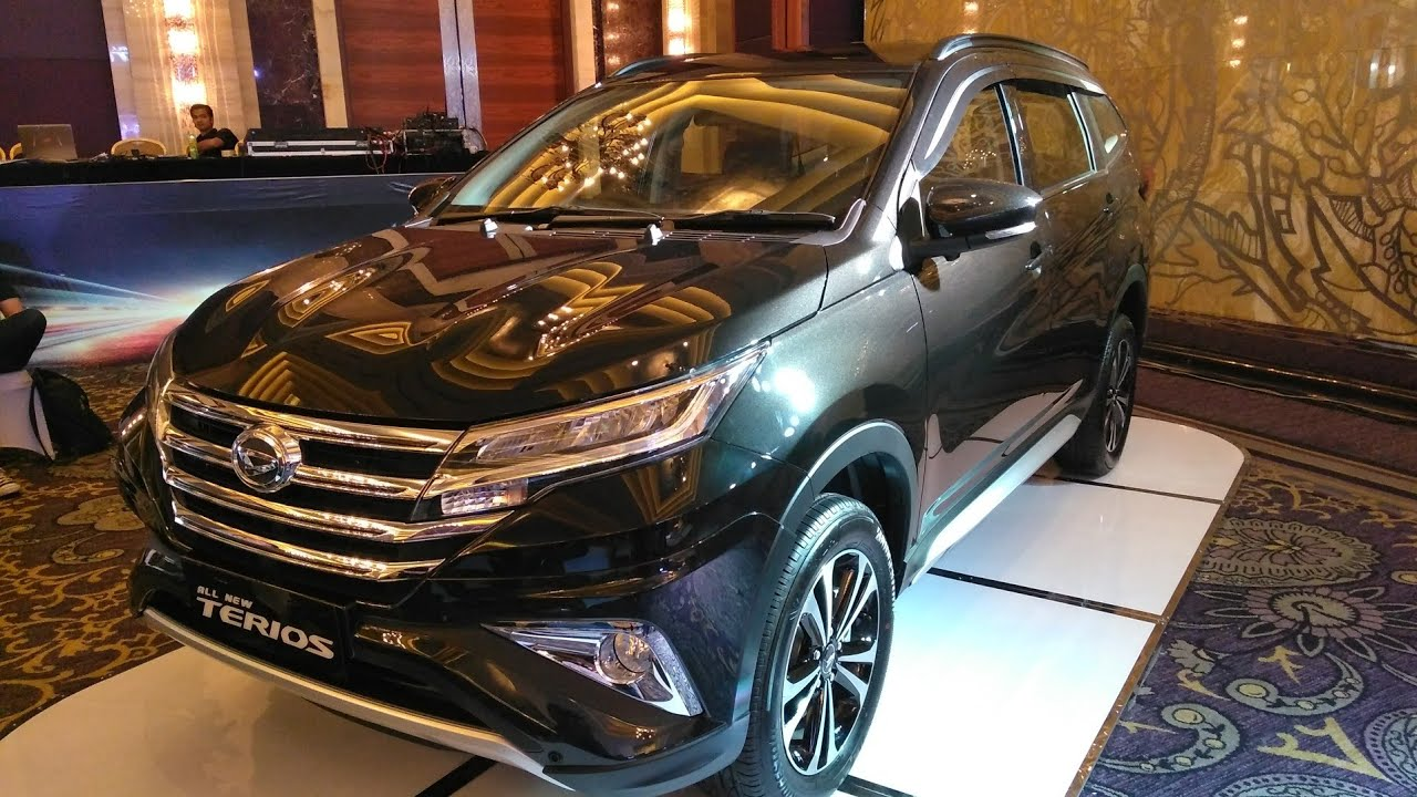 All New Toyota Rush 2017 Indonesia >> All-new Daihatsu Terios (2018) R Deluxe A/T First Impression Review Indonesia - YouTube