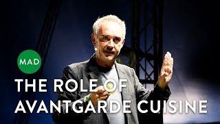 The Role of Avantgarde Cuisine   Ferran Adrià