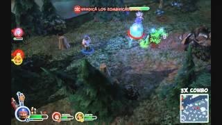 Bunch Of Heroes - Gameplay