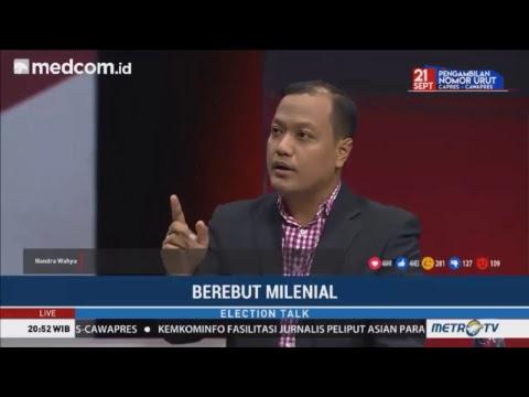 Election Update - Berebut Suara Milenial