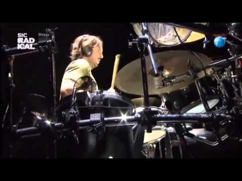 Linkin Park - Bleed it Out (Rob Bourdon drum solo) Live at Rock in Rio 2014