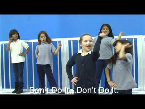 """Self Control"" - Children's Music Video"