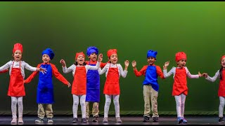 Gambar cover Kids Bollywood Funk | Daawate Ishq, Chicken Kukdookoo|