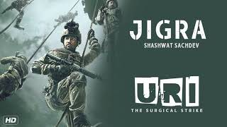 URI - Jigra -  Shashwat Sachdev 🎵
