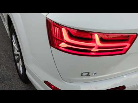 Audi Q7 2017 First thoughts