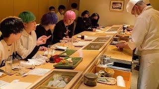 【時価のみ】値段が載っていない寿司だけを食べ続けたら一体会計いくらになるのか?