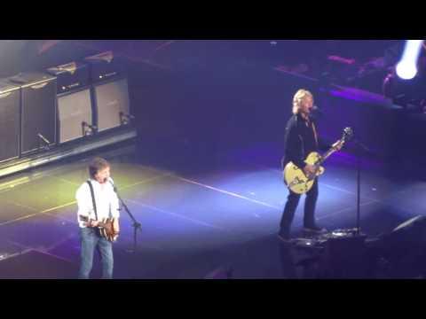 Paul McCartney: BIRTHDAY @ Verizon Center Washington, D.C. 8/10/2016