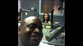 In the studio with Alicia B! Grown & Sexy mixtape !