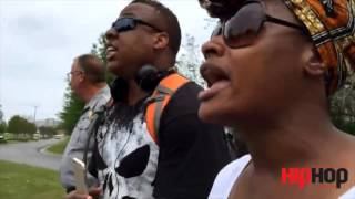 CBS Reporter and Protesters Get Arrested at Kendrick Johnson Rally