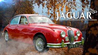 Jaguar Mark 2 🚗 Обзор Модели